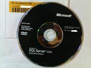 Продам лицензионную ОС Linux,  серверное SQL Server 2005