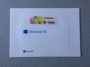 Microsoft Windows 10  Home 64Bit Russian 1pk DSP OEI DVD OEM вскрытая